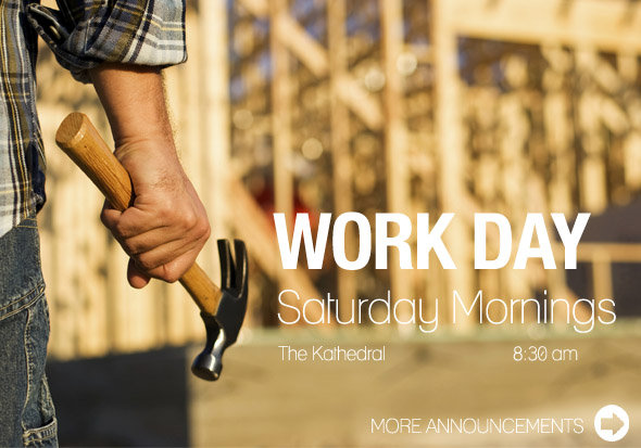 Workday - Saturday Mornings